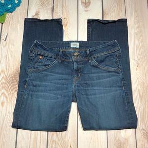 Hudson Jeans women's cropped jeans